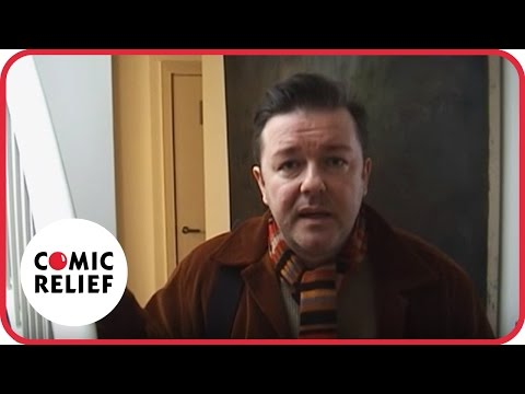 Thumbnail: Ricky Gervais in New York | Comic Relief