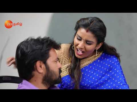 Poove Poochoodava - Indian Tamil Story - Episode 243 - Zee Tamil TV Serial - Best Scene