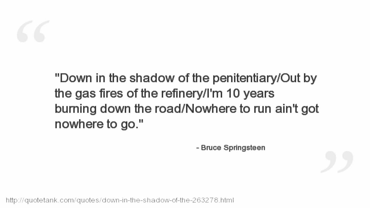 Apollo 13 Quotes Awesome bruce springsteen quotes - youtube