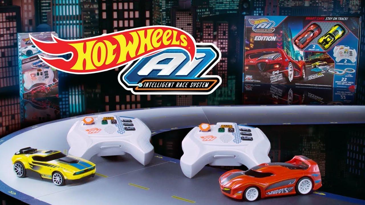 HOT WHEELS A.I. STREET RACING - YouTube