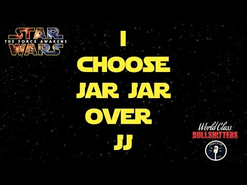 Star Wars TFA 6 Months Later: Monday Morning RANT