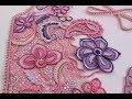 Поделки - Вязание Ирландского Кружева - образцы работ - 2018 / Knitting Irish Lace / Strickende irische Spitze