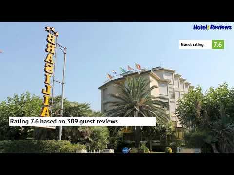 Hotel Brasilia *** Hotel Review 2017 HD, Marina di Pietrasanta, Italy