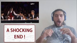The Sacred Riana Grand Final – VOTE NOW - Asia's Got Talent 2017   Reaction