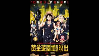 One Piece Film Gold Ost- Syuujin No Blues