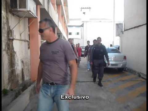 Exclusivo: Operação policial com a prisão de Fabrício ...