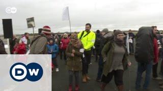 انطلاق مسيرة من برلين إلى حلب من أجل السلام في سوريا.. فيديو