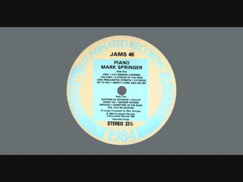 Mark Springer - Honey Be