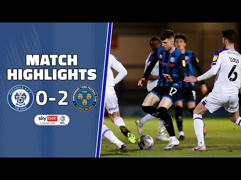 Rochdale Shrewsbury Goals And Highlights