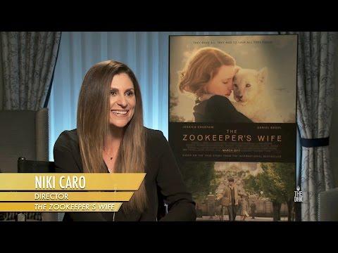 'The Zookeeper's Wife'   Director Niki Caro