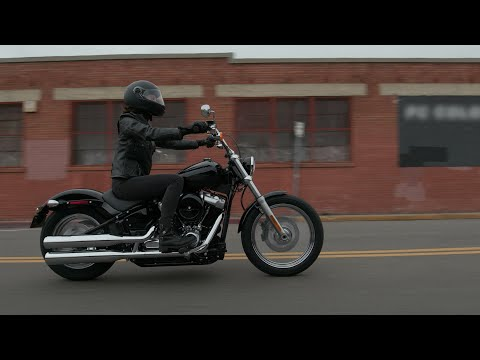 Inside the Mind - Softail Standard | Harley-Davidson