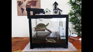 Su Kaplumbağası Akvaryumu Yapımı