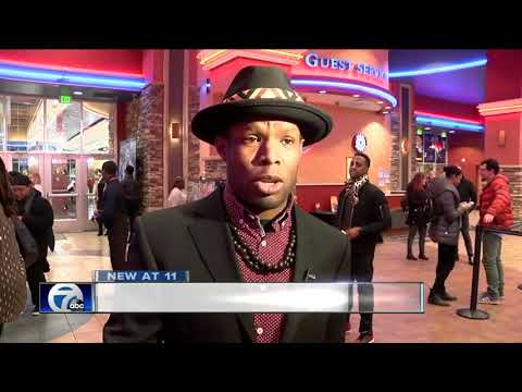 Black Panther premiere gave a new type of representation for the black community in Buffalo