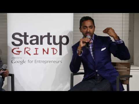 Earn like Berkshire, Spend like the Red Cross | Chamath Palihapitiya (SocialCapital) @ Startup Grind