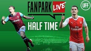 West Ham United 0 - 0 Arsenal