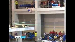 Третий день первенства мира по прыжкам в воду в Пензе принес России еще два «серебра»