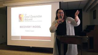 Recovery Orientation w/Camille Gaydos