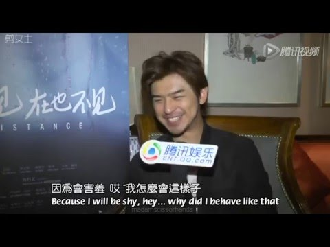 [Cn/Eng sub] Chen Bolin's first impression of Song Jihyo - Tencent interview