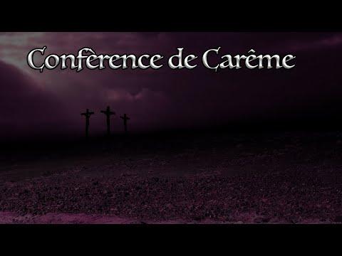 Troisième conférence de Carême - Le feu de la charité - R. P. RAYMOND O.P. 7/03/2021
