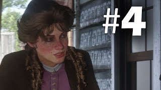 Red Dead Redemption 2 Part 4 - Chapter 2 Honor - Gameplay Walkthrough (RDR2) PS4