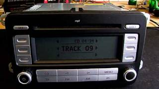 PREMIER AUDIO VW GOLF RCD 300 MP3