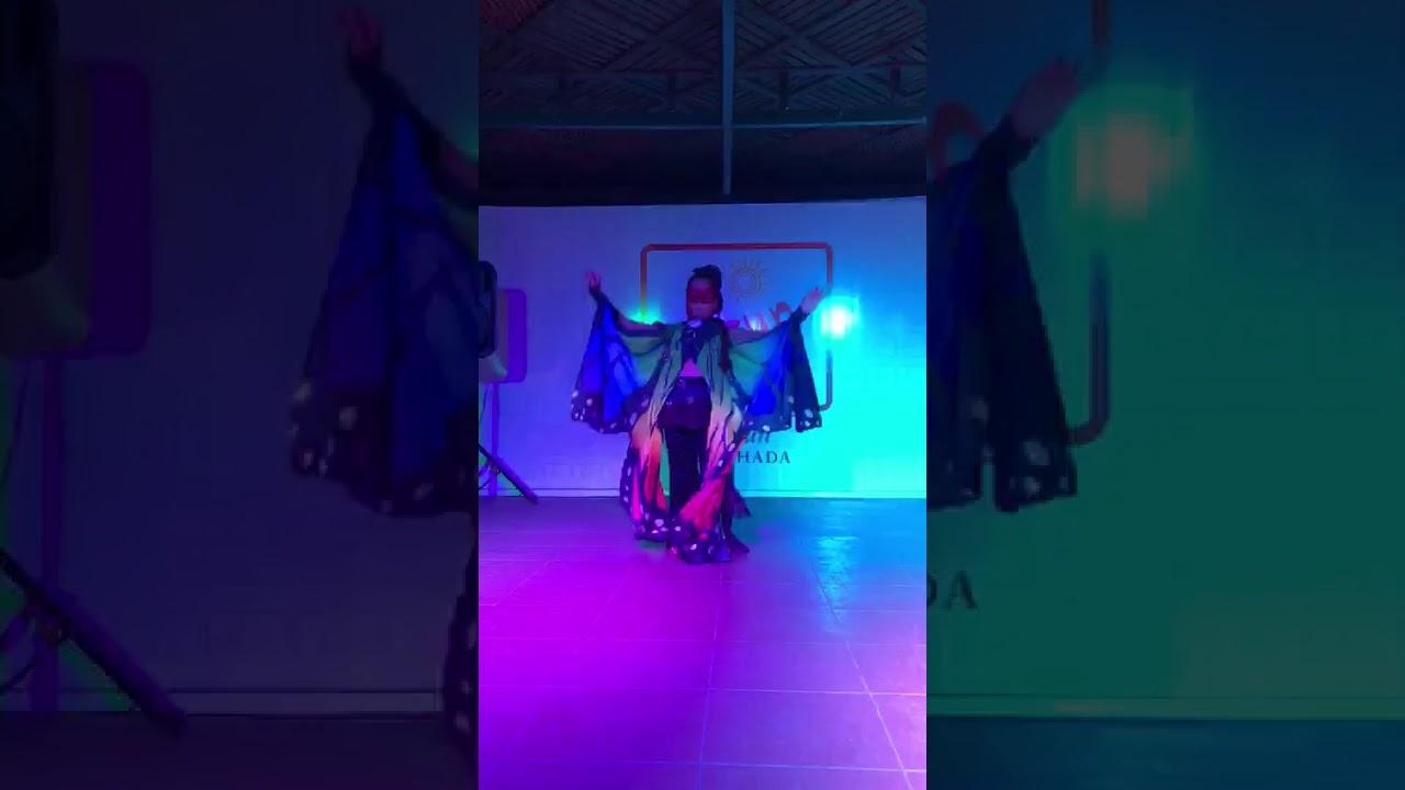 Dark fusion belly dance show in Giftun azur hotel Hurghada Egypt 2020