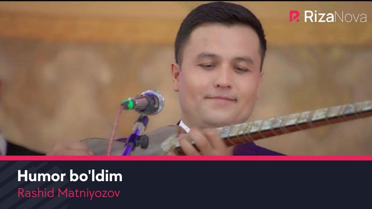 Rashid Matniyozov - Humor bo'ldim | Рашид Матниёзов - Хумор булдим (VIDEO)