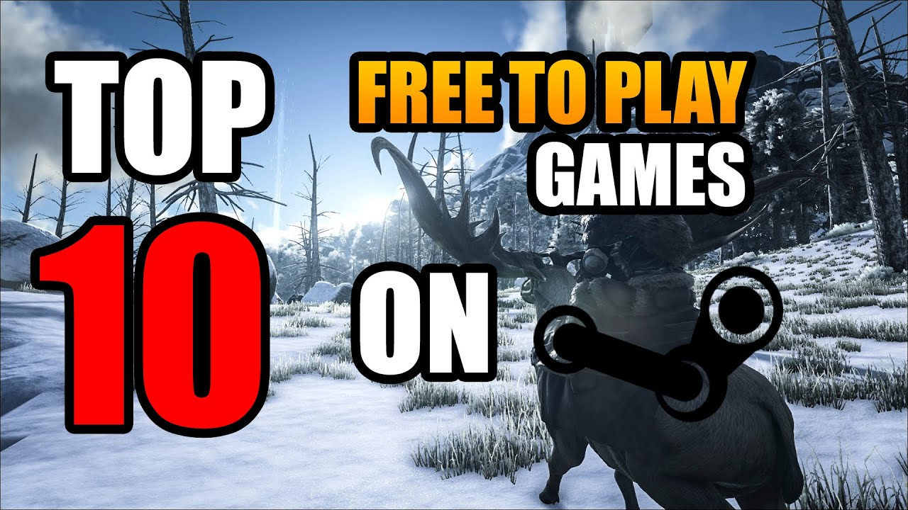 Top 10 Free To Play Games On Pc And Console Updated
