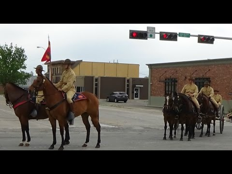 Armed Forces Day Parade Lawton, Oklahoma May 21, 2016