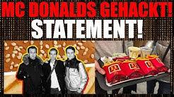 WIR KONNTEN ALLES KOSTENLOS BEI MC DONALDS BESTELLEN! STATEMENT!