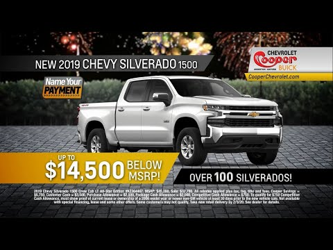 Ring In The New Year At Cooper Chevrolet Buick In Anniston Alabama Youtube