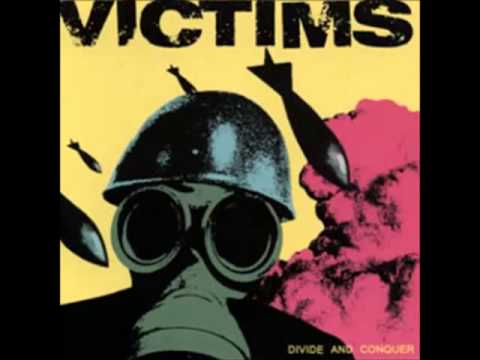 Victims - Divide and conquer (FULL ALBUM)