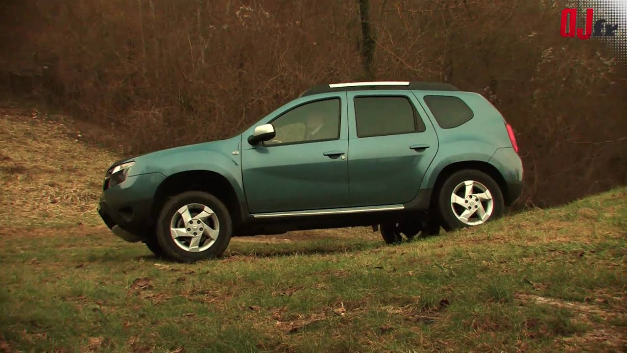 essai dacia duster 4x4 2011 youtube. Black Bedroom Furniture Sets. Home Design Ideas