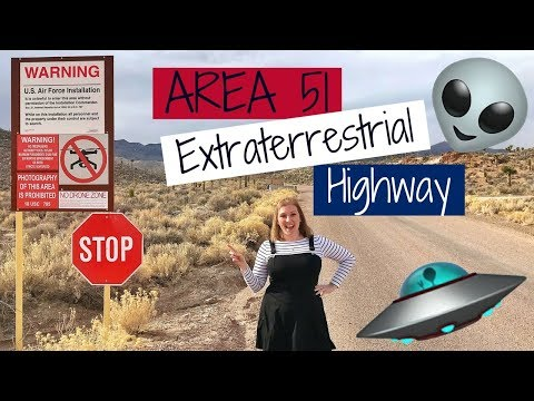 This is WHY you NEED to visit AREA 51 👽 | The VEGAS Vlogs 🇺🇸