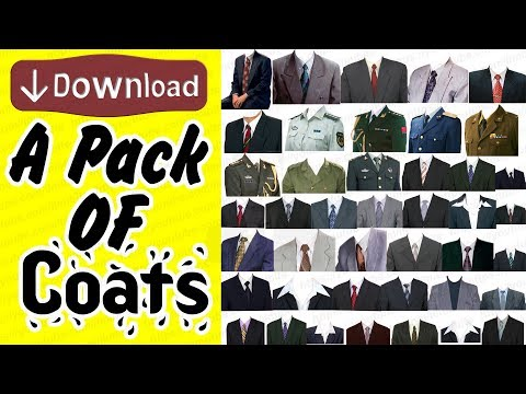 Download Pack Of High Quality Coat PNG File | Free Download - 2019
