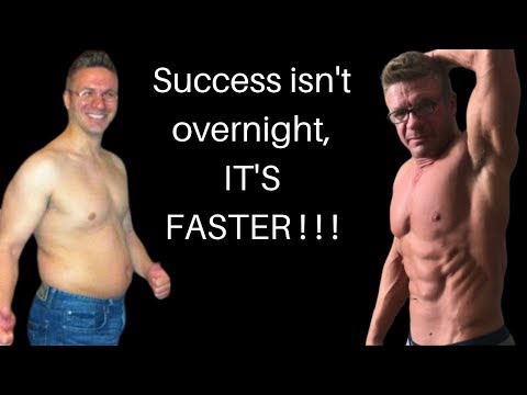 success-isn't-overnight,-it's-faster-than-that-!-!-!