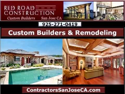 Contractors San Jose, CA | 925-271-0419 | San Jose, CA General Contractors