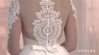 Свадебное платье 2016 года от VESILNA™ модель 3033