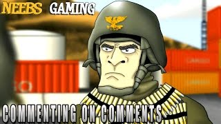 BATTLEFIELD FRIENDS - Commenting on Comments - Virtual Reality/Oculus Rift thumbnail