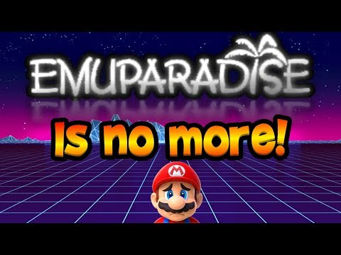 EmuParadise Rom Site Is Gone!