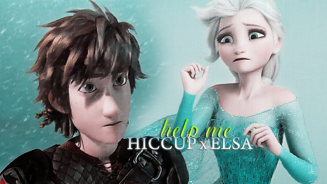Hiccup And Astrid Edits Modern
