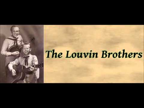 I'll Live With God (To Die No More) - The Louvin Brothers