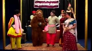 Yakshagana-panchamaveda ravindra devadiga hasya sannivesh