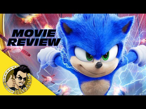 Sonic: The Hedgehog - Movie Review