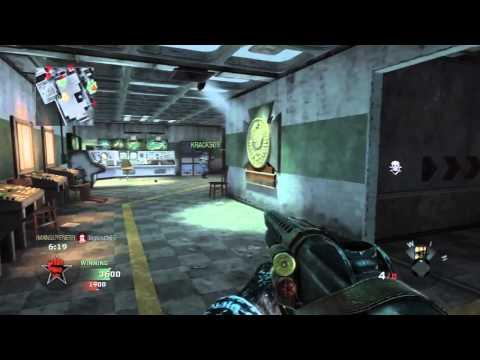 Black Ops: Hobo with a Shotgun!