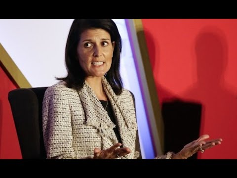 Trump Appoints Outspoken Critic Nikki Haley To U.N.