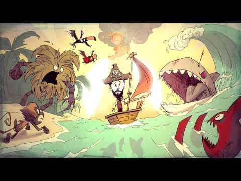 Don't Starve: Shipwrecked Soundtrack - Work It Like A Hurricane (Hurricane Season Work)