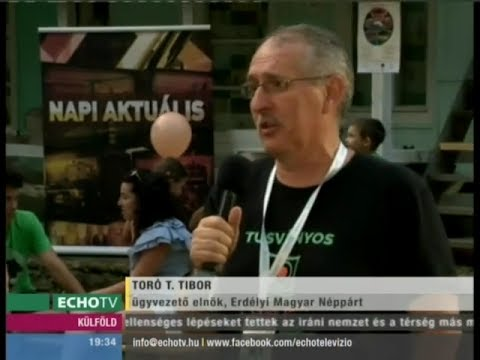 Nemzetpolitikai célok - Echo Tv