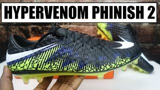 Nike Hypervenom Phinish 2 (Dark Lightning Pack) Review + Play Test