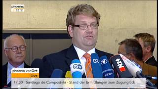 Euro Hawk: Hans-Werner Fittkau zum Untersuchungsausschuss am 25.07.2013